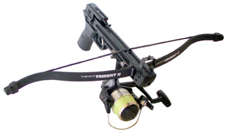 New tribe technical matters for Crossbow fishing reel